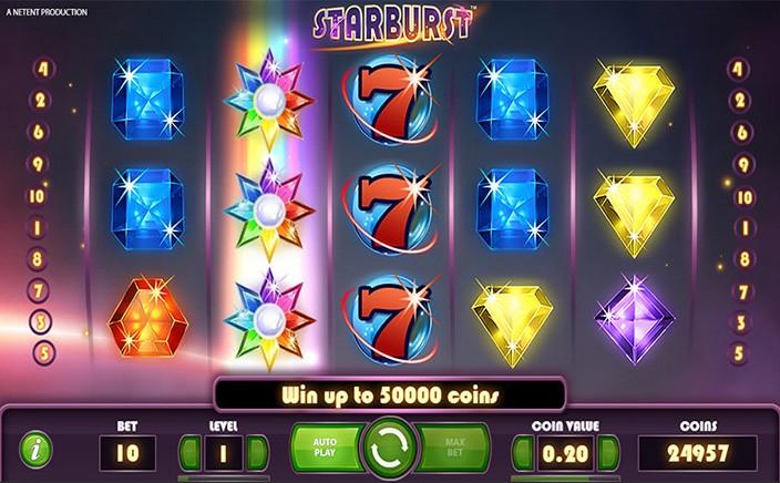 Starburst Game