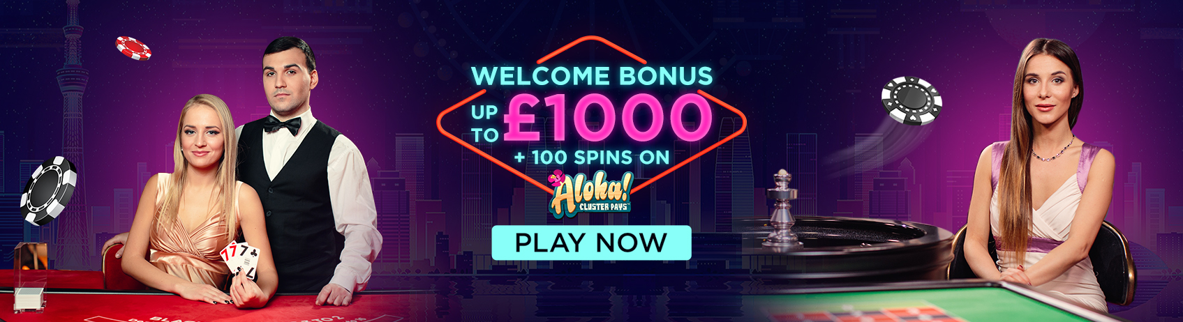 Live Casino Offer